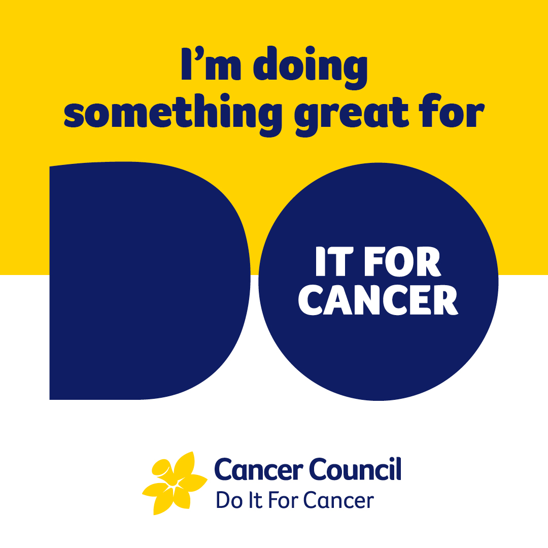Do It for Cancer Facebook profile