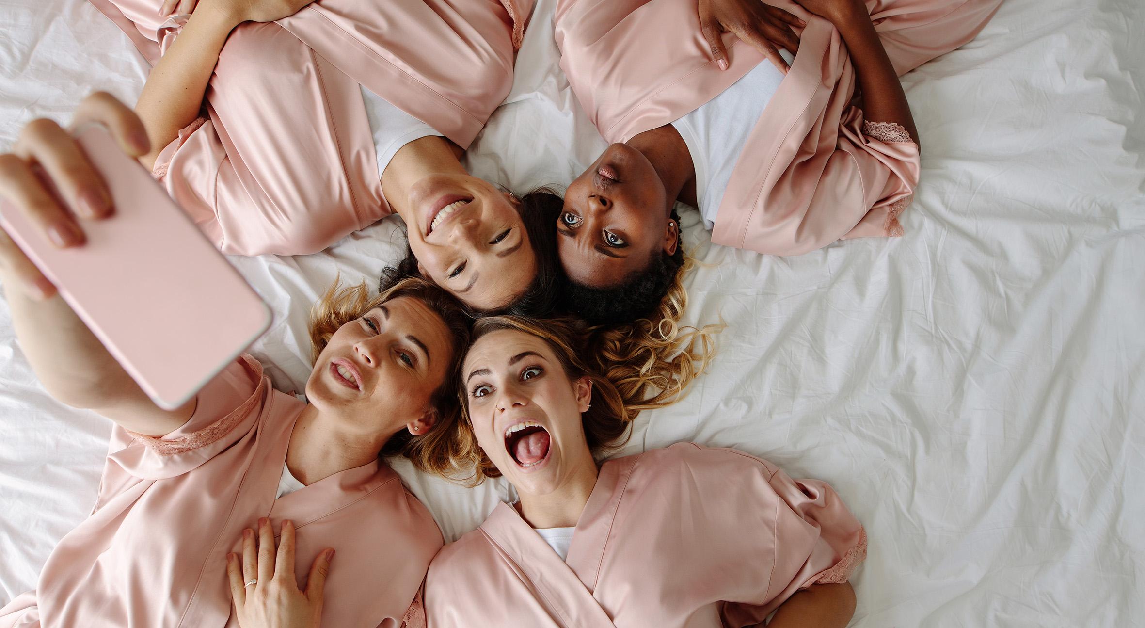 Girls Night In SA ideas